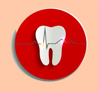 Quando la salute orale influenza la salute del cuore