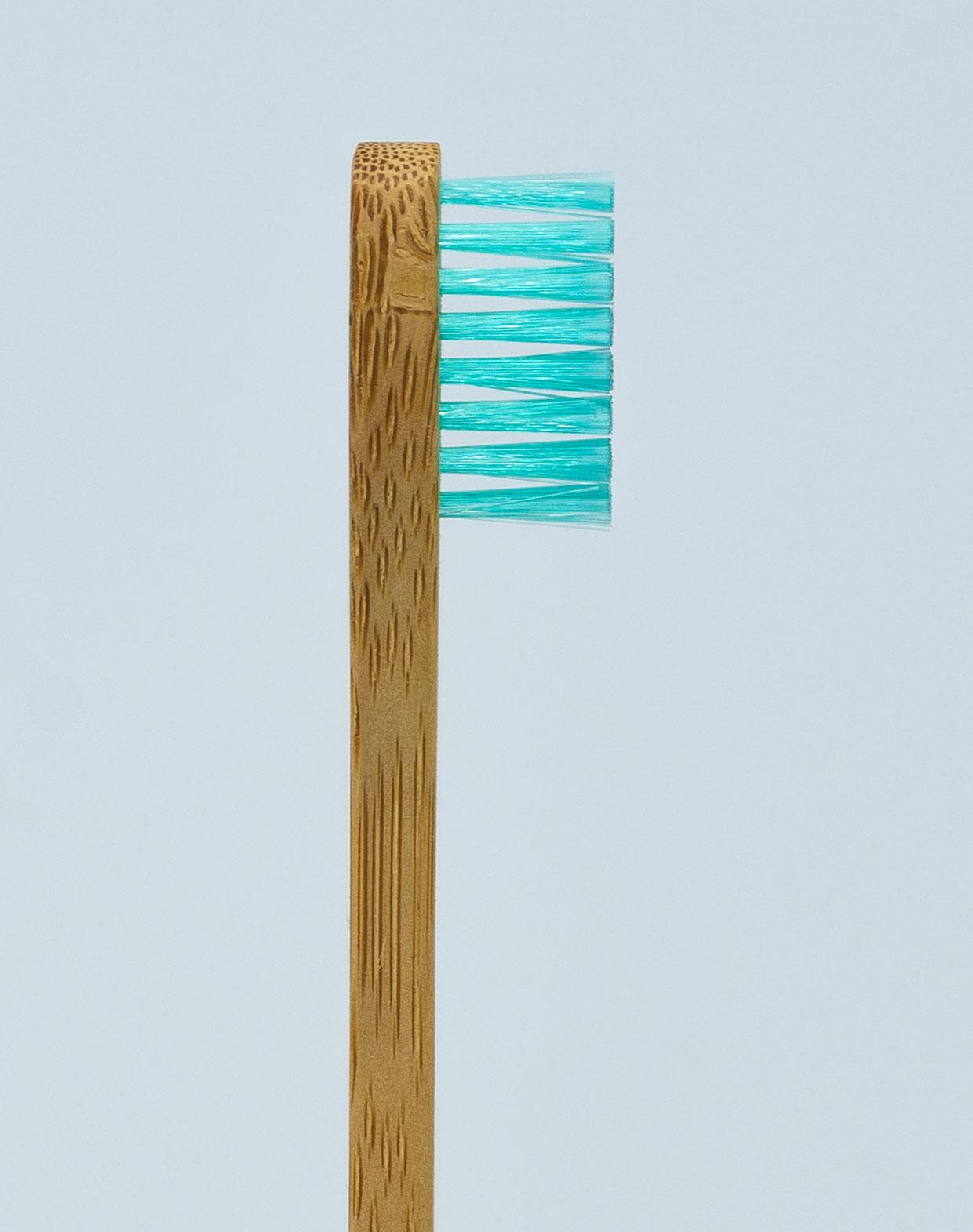 Piksters Spazzolino in Bamboo - Vari Colori