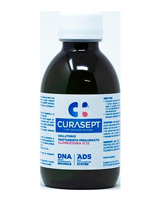 Curasept Collutorio ADS DNA Trattamento Prolungato 0,12% - 200 ml
