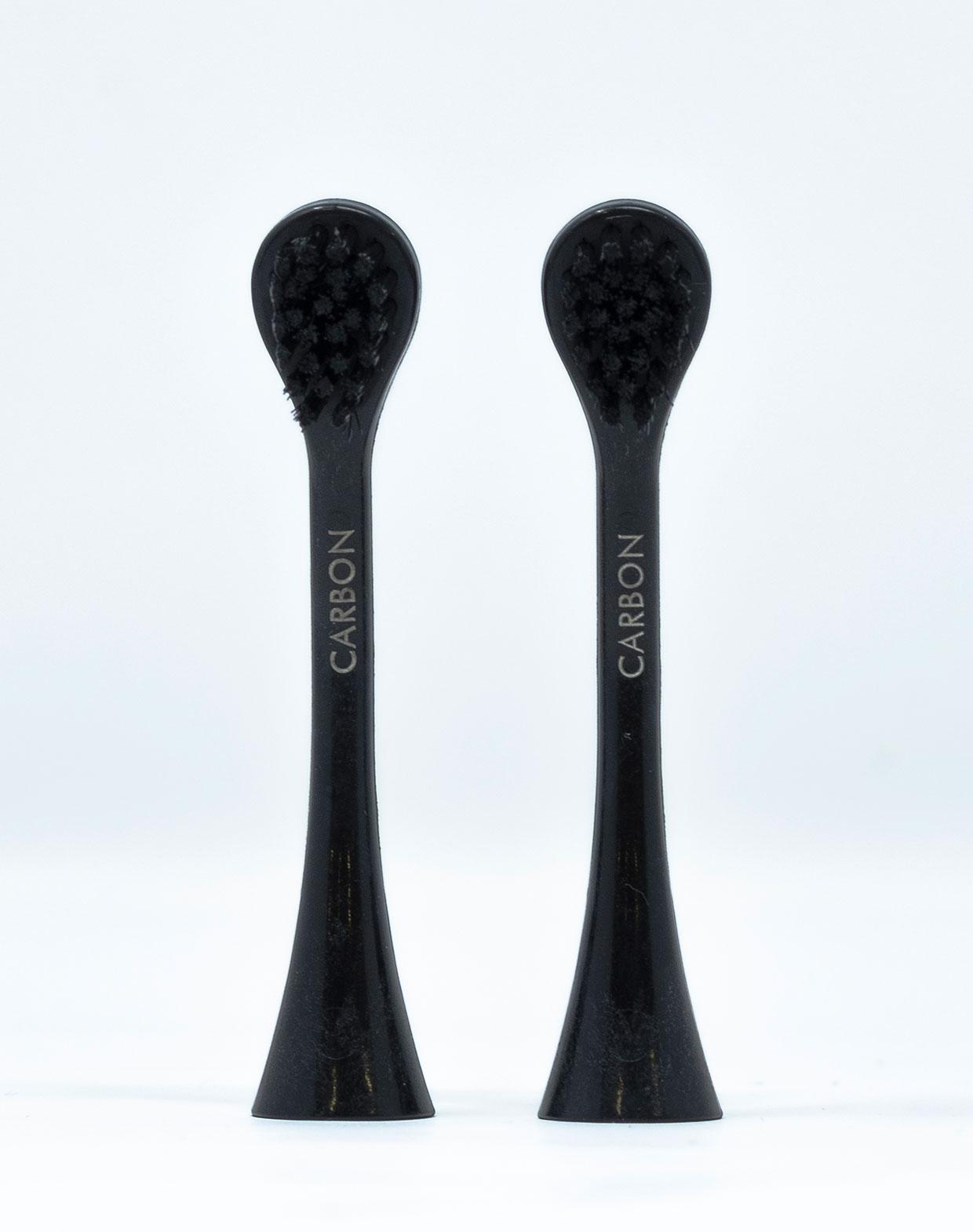 Curaprox Testina di Ricambio BIW Carbon Duo - 2 pz