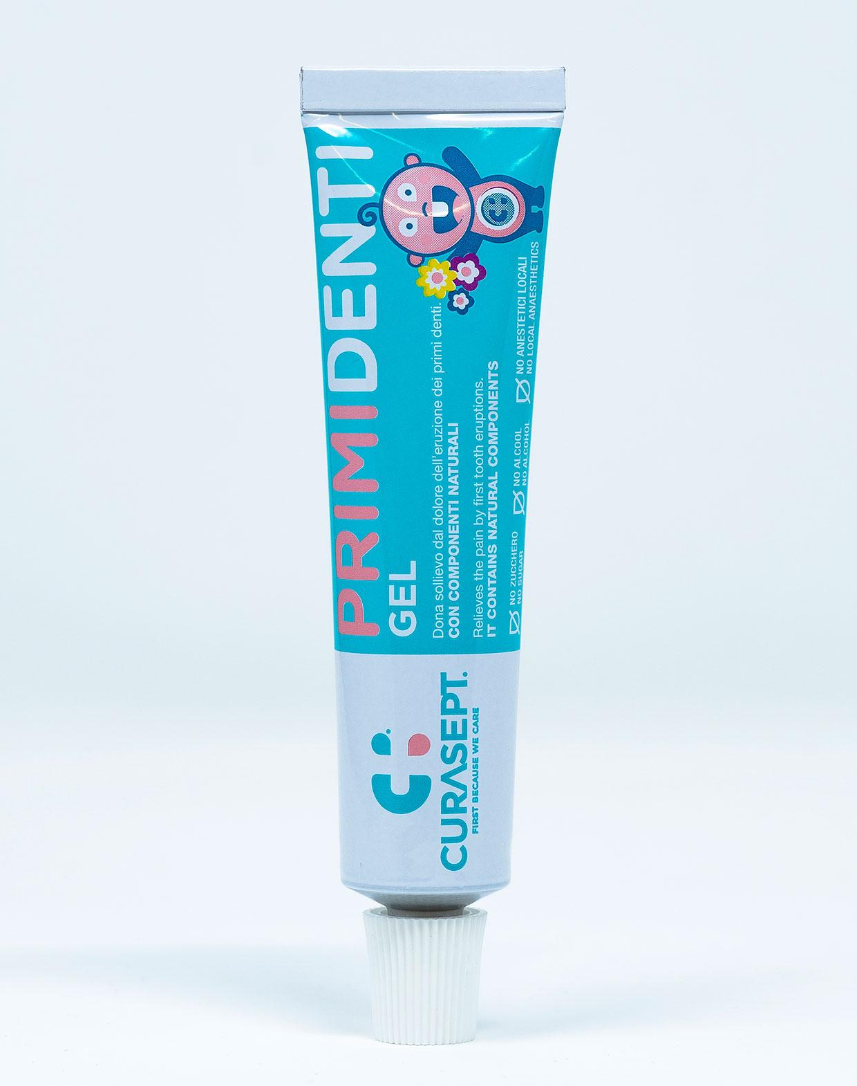 Curasept Gel Primi Denti - 20 ml