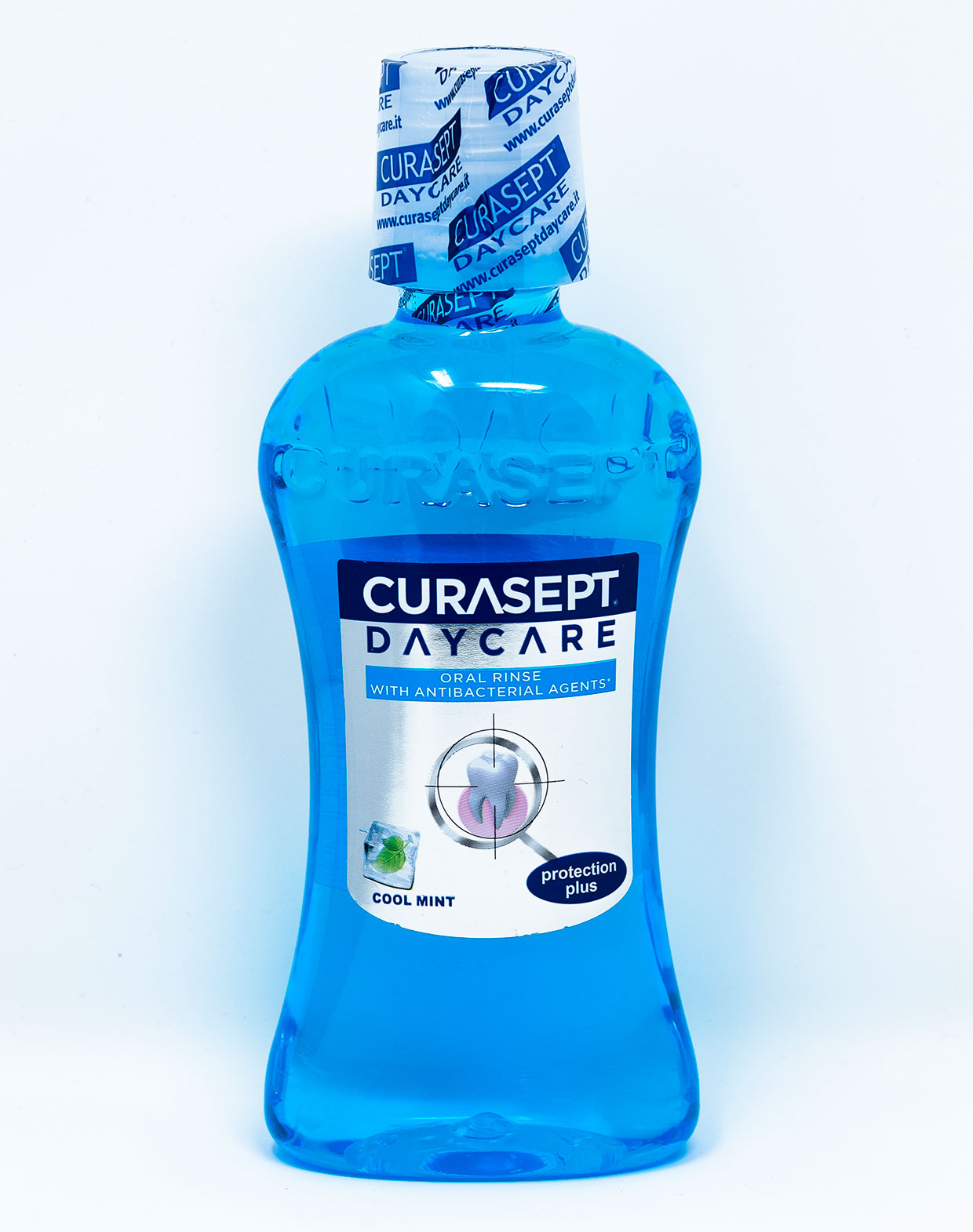 Curasept Collutorio Daycare Menta Con CPC 0,1% - 250 ml