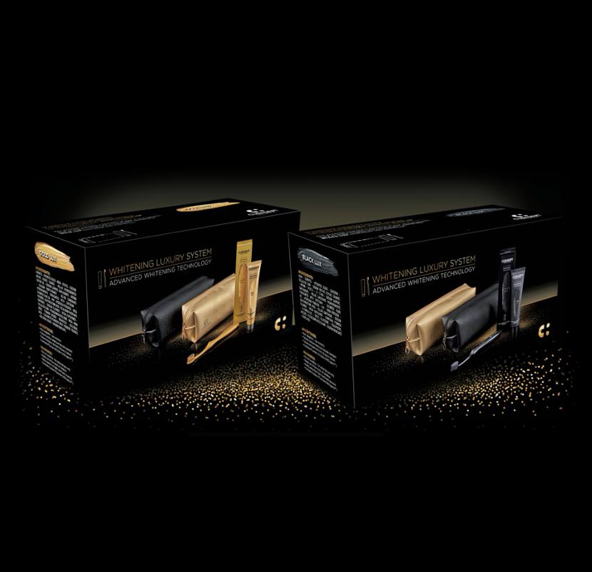 Curasept Limited Edition Dentifricio Luxury con Pochette in omaggio