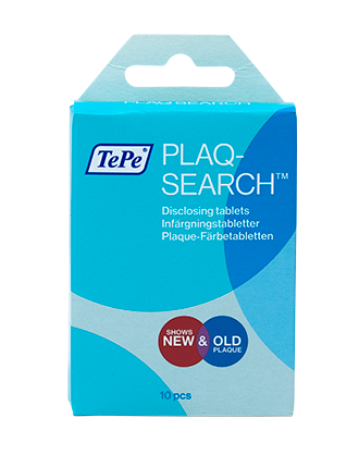 Tepe Pastiglie Rivela Placca PlaqSearch - 10 pz