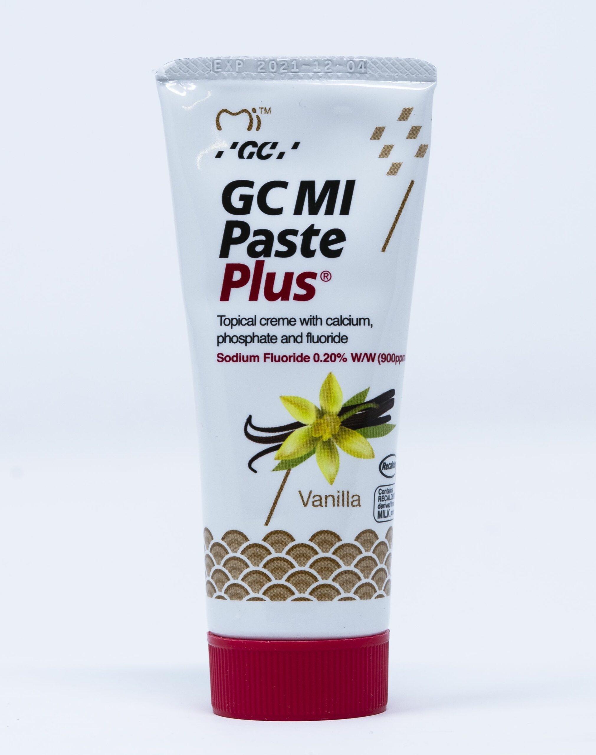 GC MI Paste Plus Vaniglia - 40 g