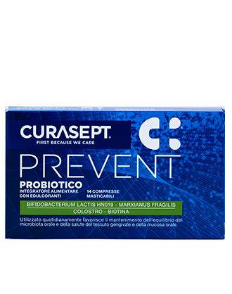 Curasept Probiotico Prevent - 14 cpr