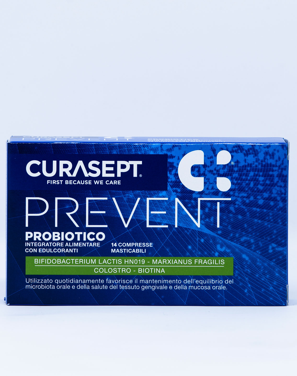 Curasept Prevent Probiotico - 14 cpr