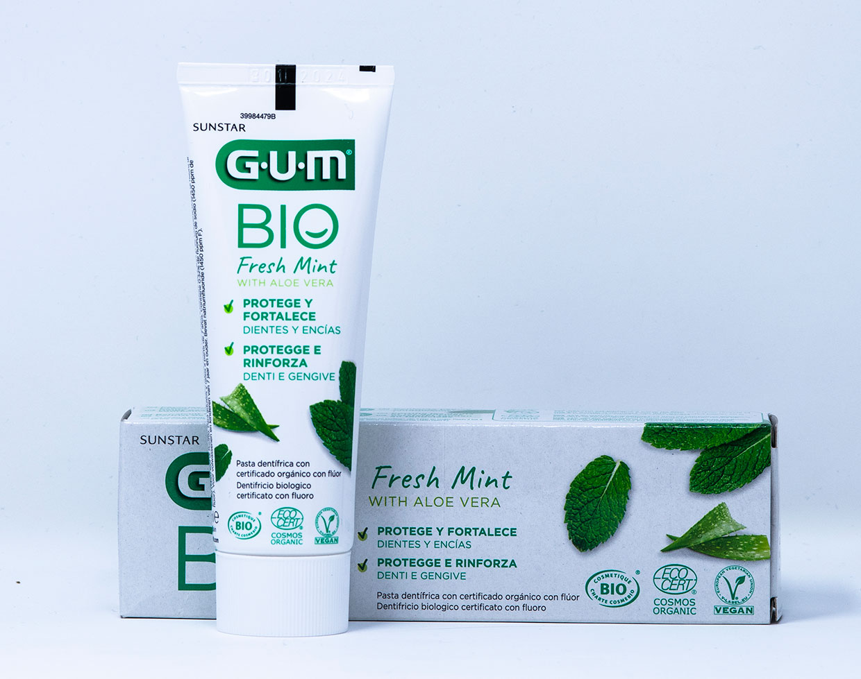 Gum Dentifricio Bio - 75 ml