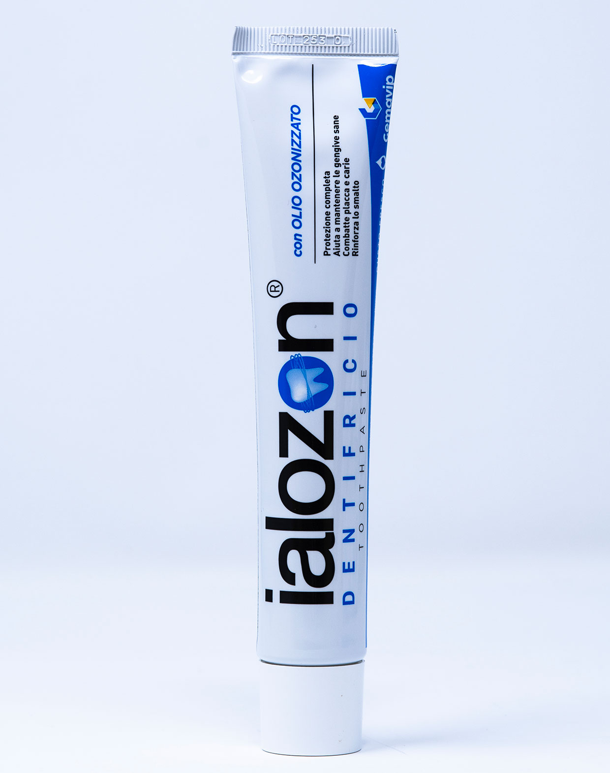 Ialozon Dentifricio Blu - 75 ml