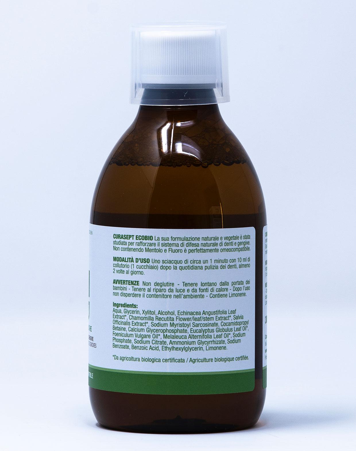 Curasept Ecobio Collutorio - 300 ml