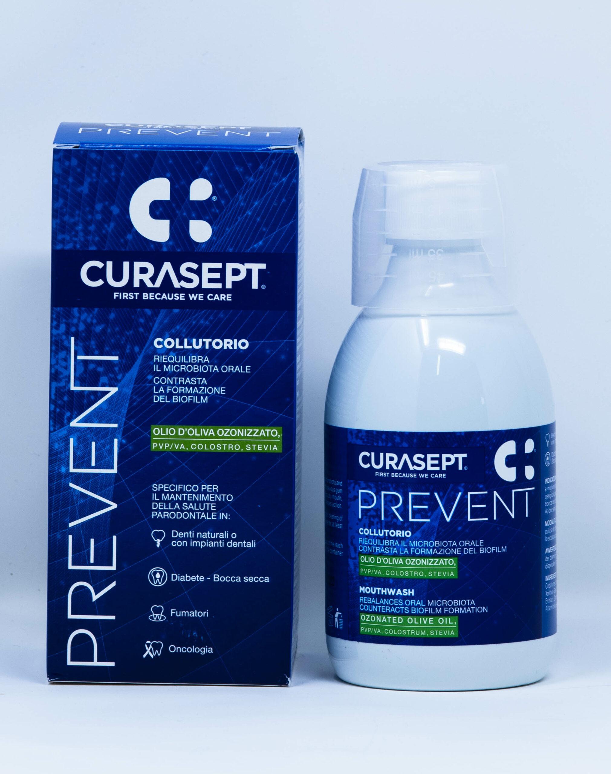 Curasept Collutorio Prevent - 300 ml