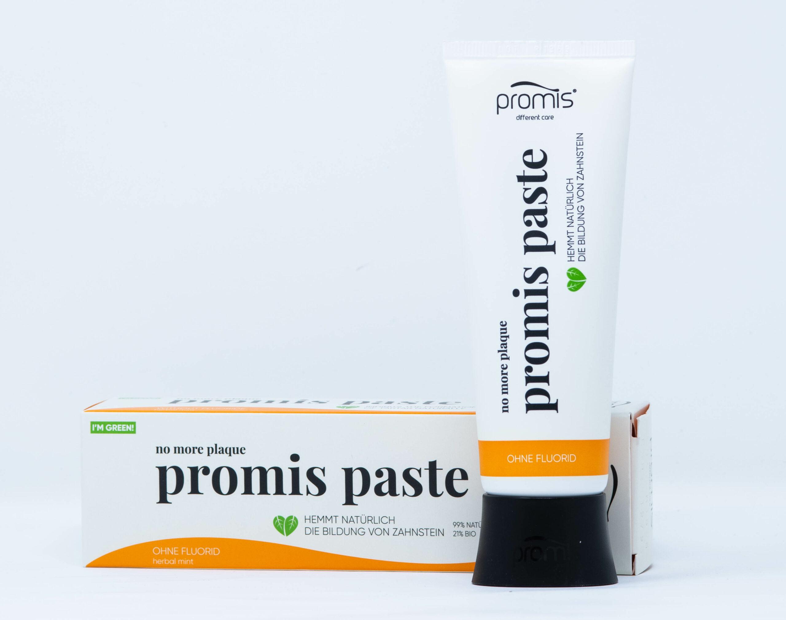 Promis Dentifricio Naturale Senza Fluoro - 75 ml