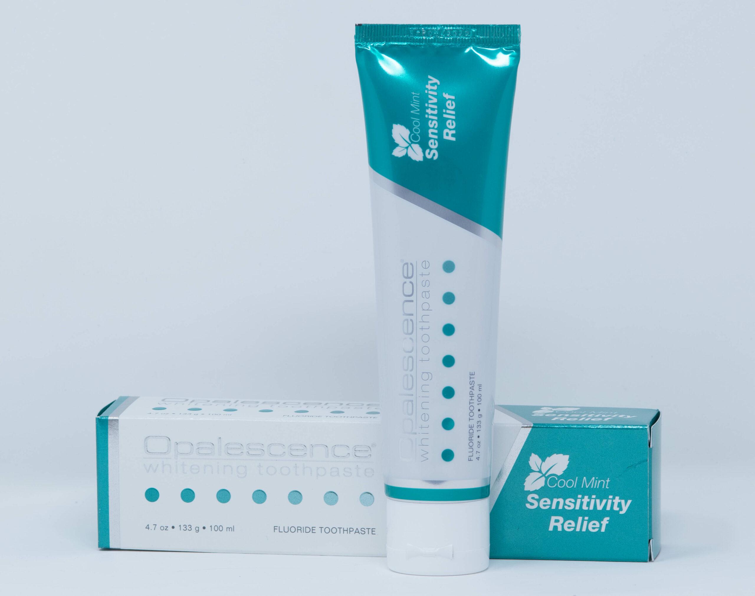 Ultradent Dentifricio Opalescence Whitening Sensitivity Relief - 100 ml