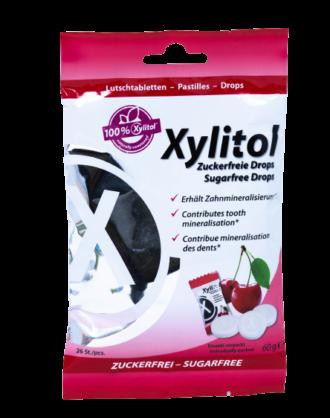 Miradent Caramelle allo Xilitolo - Gusto Ciliegia