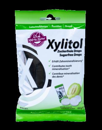 Miradent Caramelle allo Xilitolo - Gusto Melone
